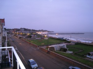 The Prom and Seafront, Felixstowe, England