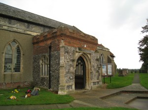 St. Mary's, Church of England, Shotley, Suffolk