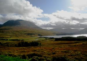 On the Road to Glencoe, Southern Highlands