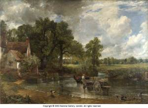 The Hay Wain, John Constable, National Gallery, London