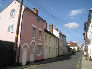 Woodbridge, Suffolk, England