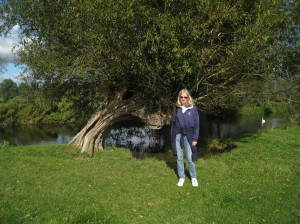 Me by the River Stour
