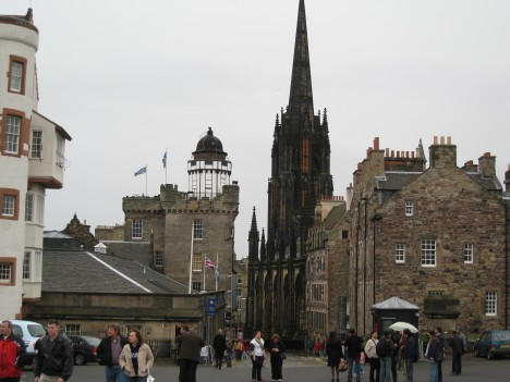 Festival Hub, formerly Church of Scotland, Royal Mile