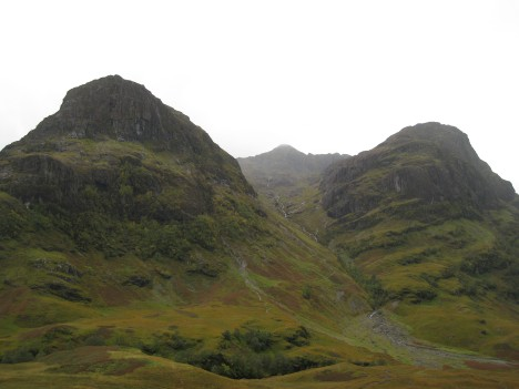 Glencoe Pass, Southern Highlands