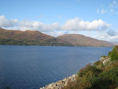 Loch Linnhe, Scotland