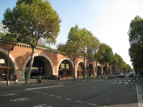 Viaduct des Arts, Faubourg St.-Antoine, Paris