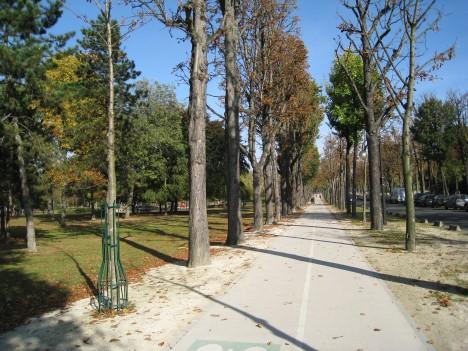 Jardin du Ranelagh & Chausée de lat Muette, Paris