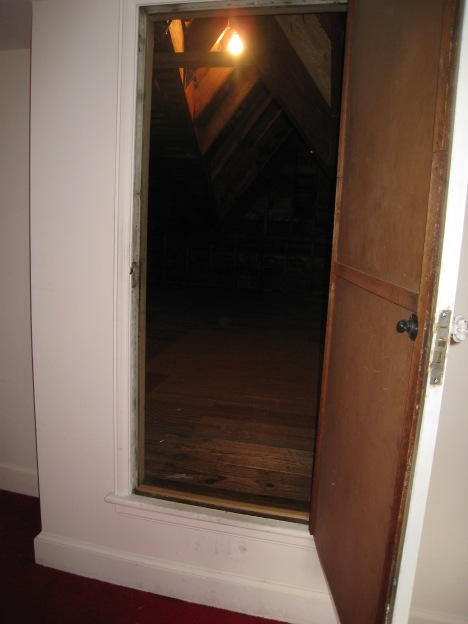Door to the Attic