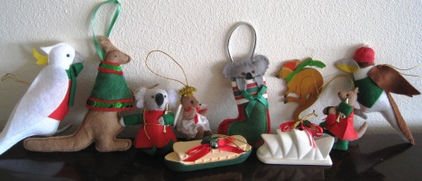 Australian Ornaments