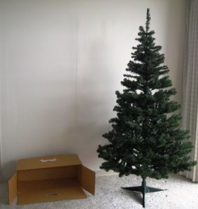 Aussie Christmas Tree