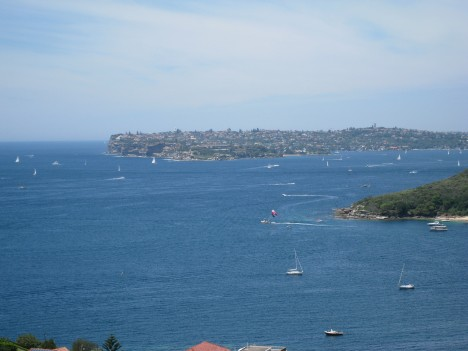 Sydney Harbour, Today