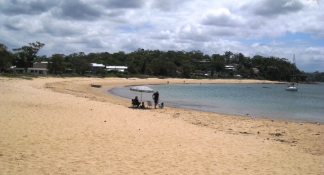 Bundeena Beach, Sydney