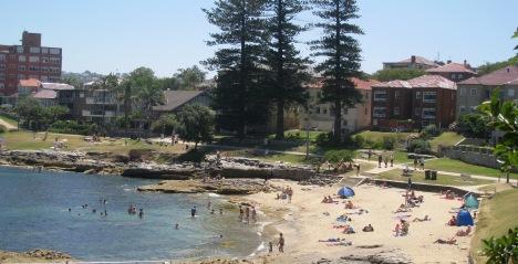 Fairlight Beach, Sydney Harbour