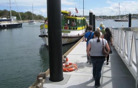Cronulla-Bundeena Ferry