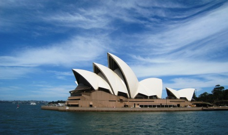 Sydney Opera House This Week