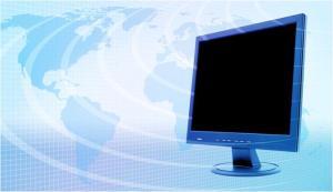 monitor_globe