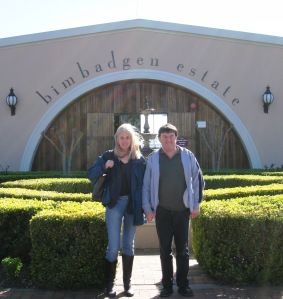 Bimbadgen Winery, Hunter Valley, New South Wales, Australia