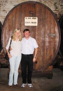 Korbel Winery, near Santa Rosa, California, 2006