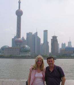 Huangpu River Promenade, Shanghai, 2007
