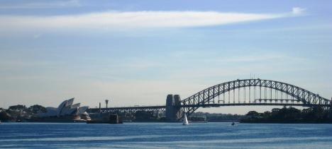 My Home City, Sydney