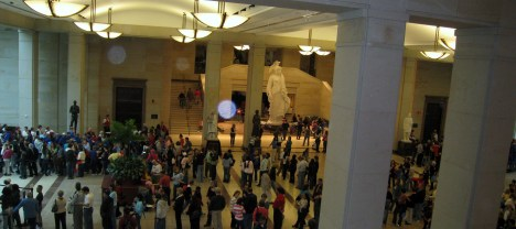 Main Hall, U.S. Capitol Visitor Center