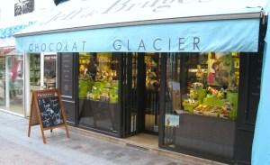 Chocolatier, rue de l'Annunciation
