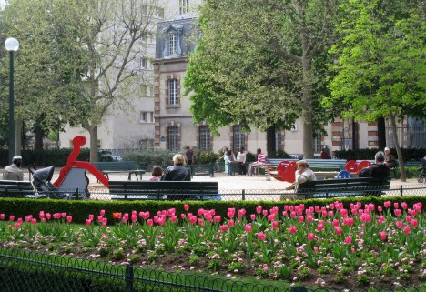 Place Dupleix, Paris