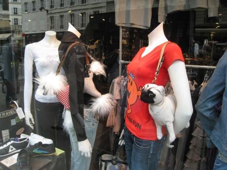 Shop Window, Passy Quartier