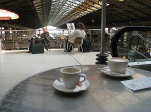 Last Paris Coffee, Gare du Nord