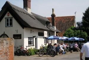 The Ship Inn, Levington, Suffolk