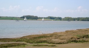 Sunday Sails on the River Orwell, Suffolk