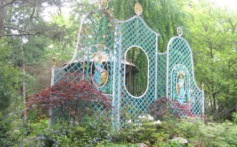 Garden folly, Portmeirion