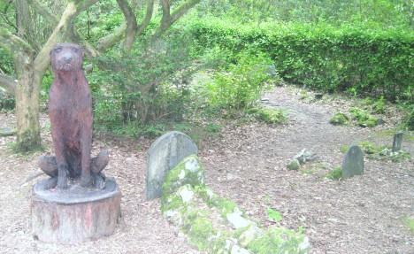 Dog Cemetery, Portmeirion