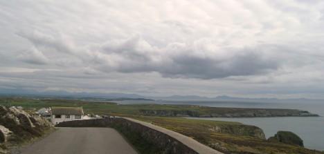 Along the coast near Holyhead, Isle of Anglesey