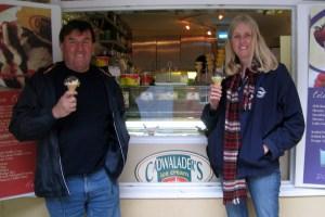 Welsh ice cream memories