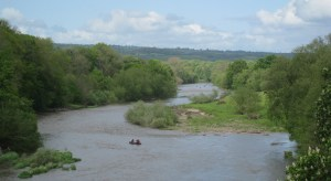 River Wye, Wales