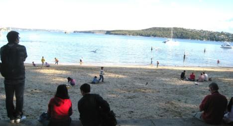 Manly Cove Beach, Sydney Harbour