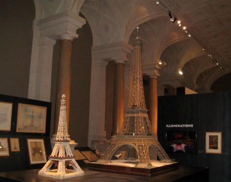 Gustave Eiffel exhibit, Hôtel de Ville, Paris