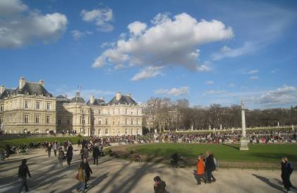 Luxembourg Palace and Garden, Paris