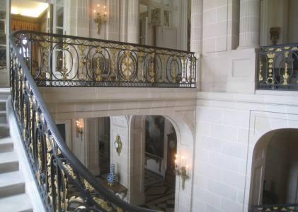 Inside Musée Nissim de Camondo, Paris