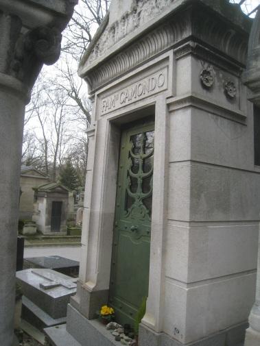 famille de Camondo vault, Montmartre Cemetery, Paris