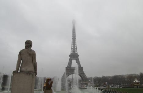 Love Paris in winter