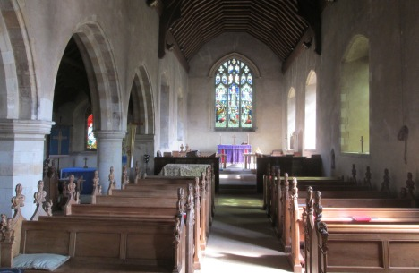 All Saints church, Hollesley, Suffolk