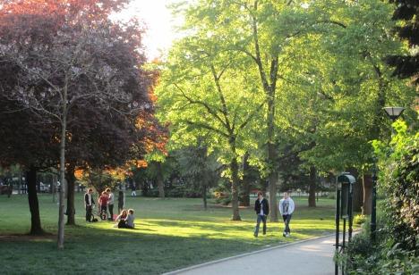 Ranelagh Gardens, Paris