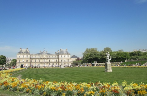 Luxembourg Garden & Palace, Paris