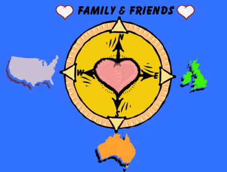 AA Compass w heart
