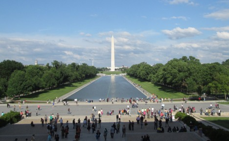 The U.S. capital - Washington, DC