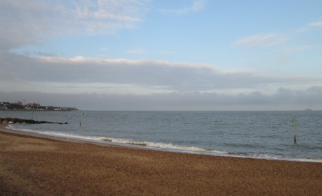 Home by the sea, Felixstowe