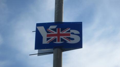 Scotland, either way