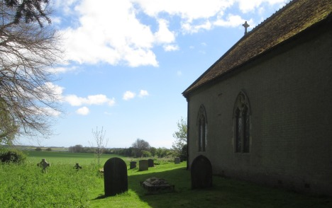 North side of St Ethelbert's